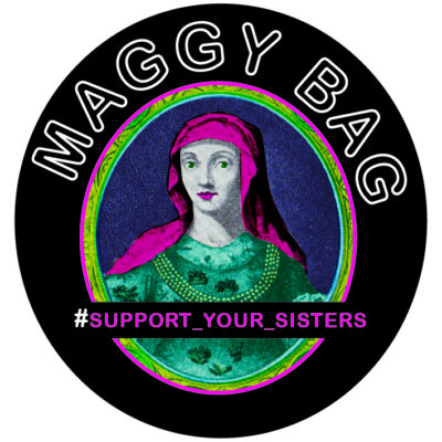 """the """"MAGGY BAG"""""""